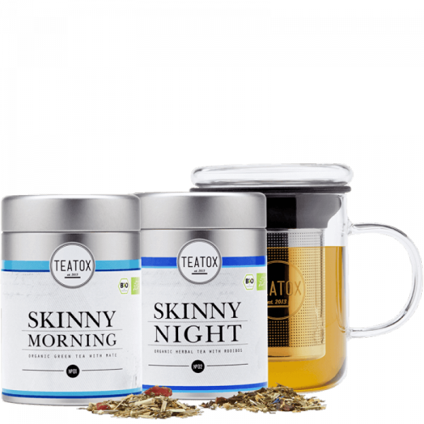 Detox tea- Skinny Teatox Program, 28 days