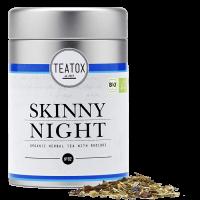 Skinny Night organic herbal tea, tin can, 50 g