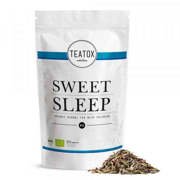 SWEET SLEEP Organic Herbal Tea with Valerian, refi...