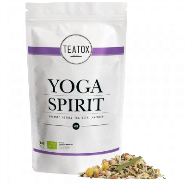 YOGA SPIRIT RELAX TEA 60G /REFILL
