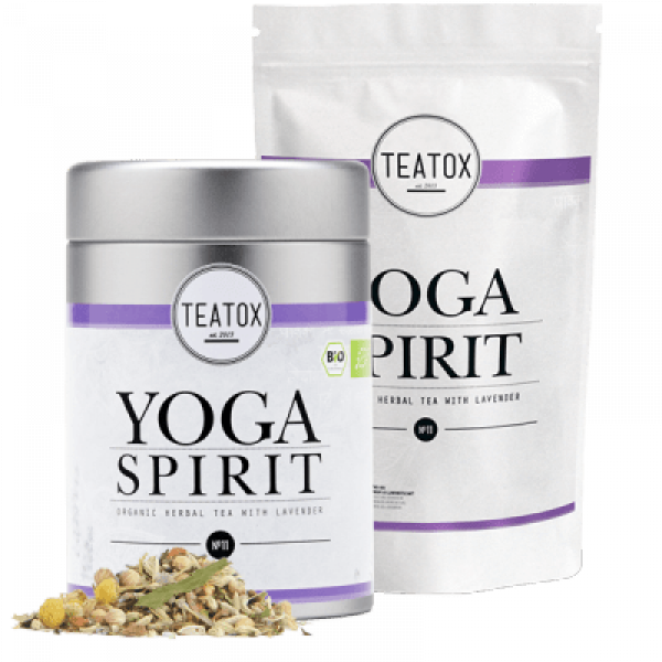 Yoga spirit relax tea refill, 60 g