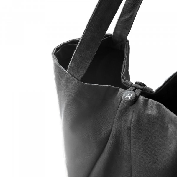Big Little Bag /black/gray