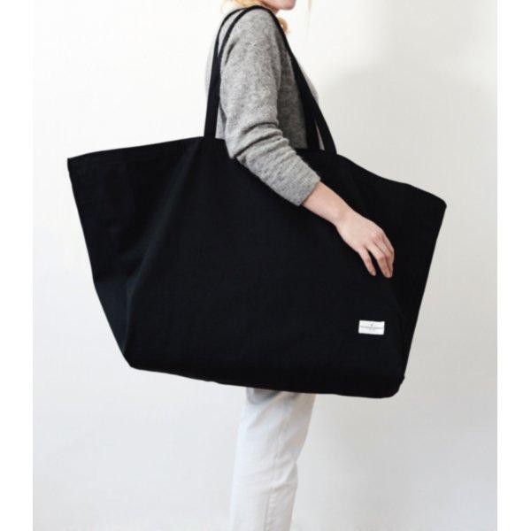Óriás bio pamutvászon táska