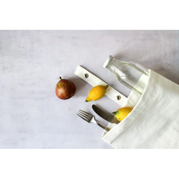 Lunch bag (organic cotton)