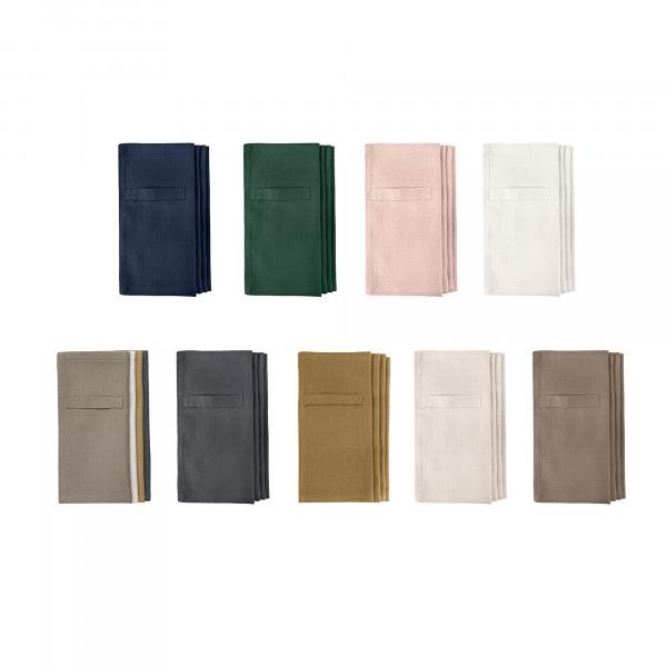 Everyday napkin 4pcs earth colors