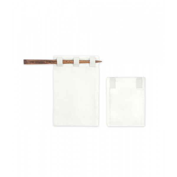 Tea bags 2 pcs 2 sizes