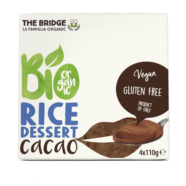 The Bridge Bio Kakaós rizs desszert (gluténmente...