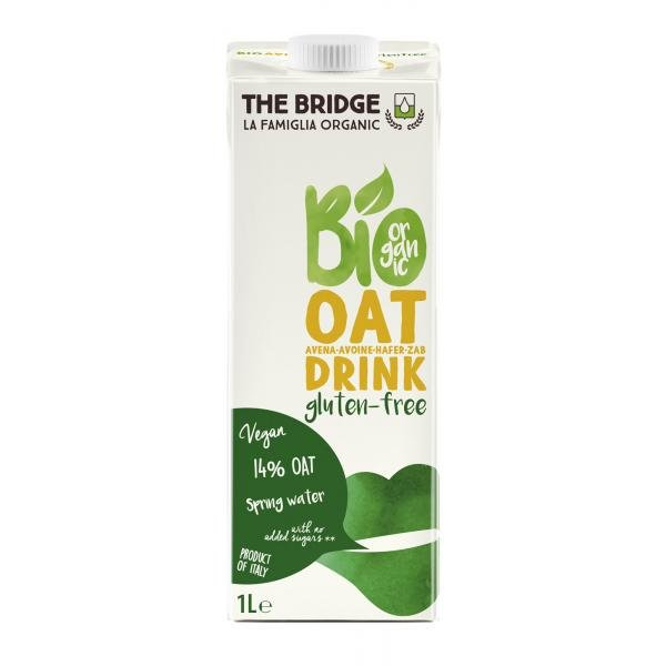 The Bridge Bio Gluténmentes zabital 1L