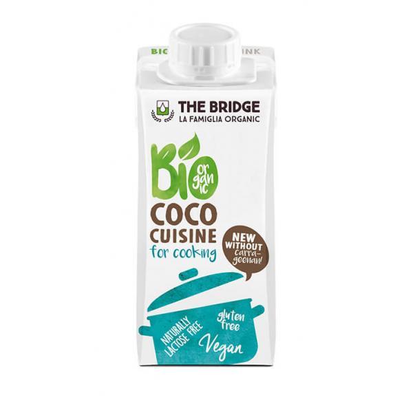 The Bridge BIO Kókuszkrém főzéshez (gluténmen...