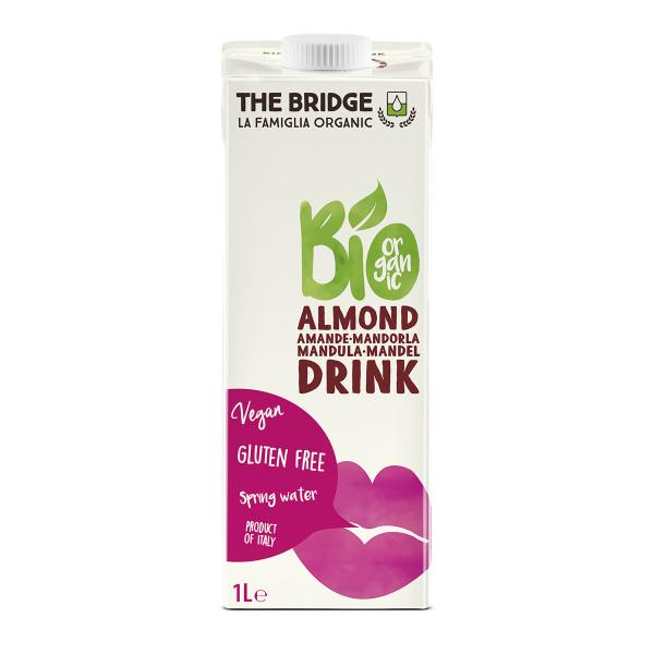 The Bridge Bio Mandulaital édesített, (gluténme...