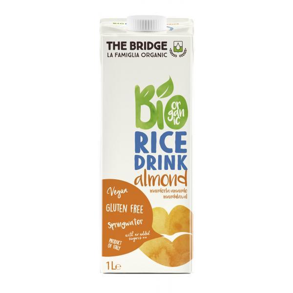 The Bridge Bio Mandulás rizsital (gluténmentes) ...