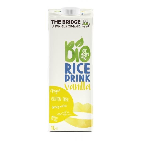 The Bridge Bio Vaníliás Rizsital (gluténmentes)...
