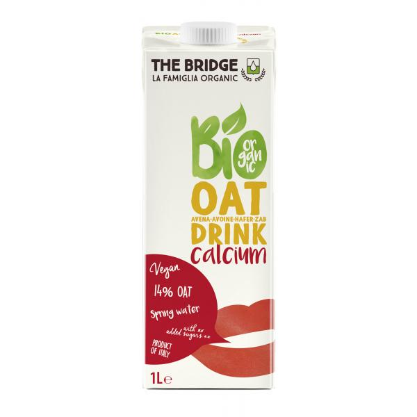 The Bridge Bio Zabital kálciummal 1L