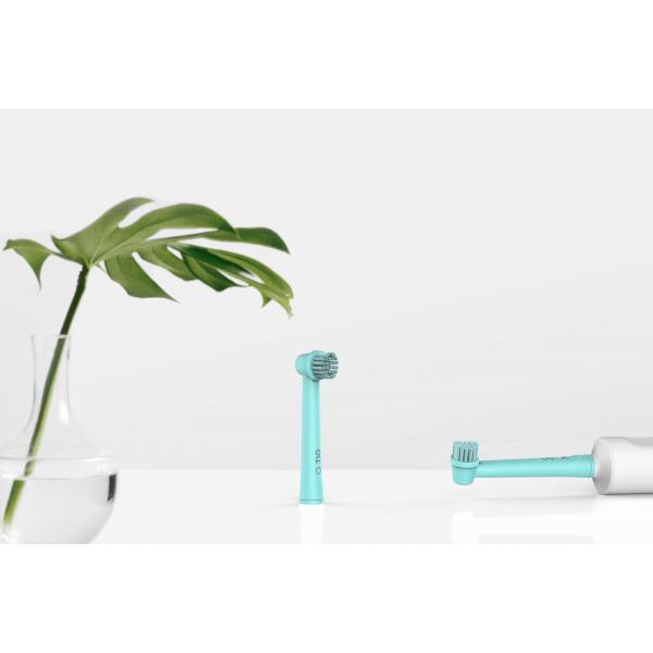 Cserélhető környezetbarát fej elektromos fogkeféhez (2db) medium