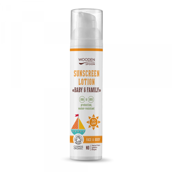 Sunscreen lotion Baby & Family 30 SPF (100ml)