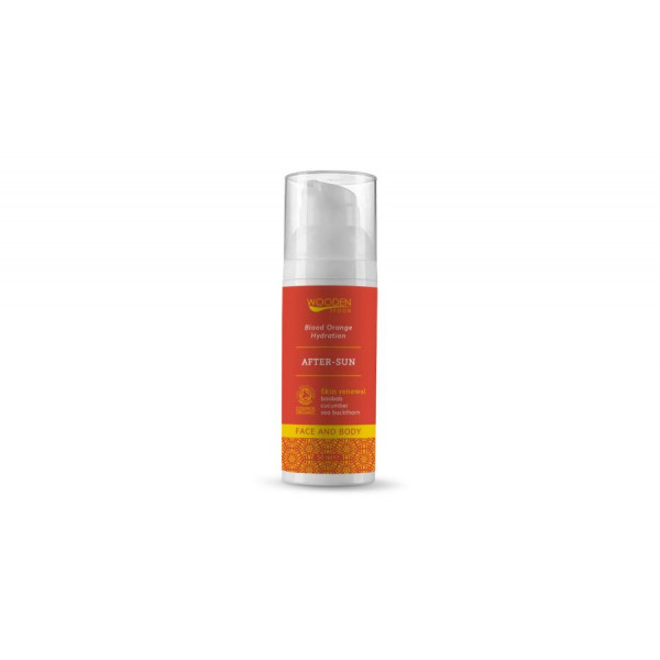 Organic superfood after-sun cream, 50 ml