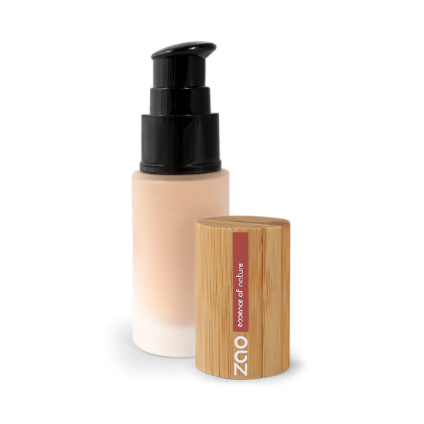 Organic silk foundation liquid