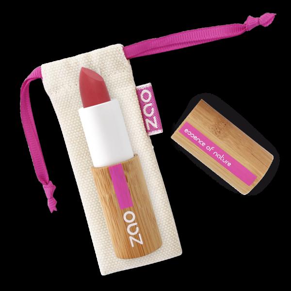 Organic matte lipstick