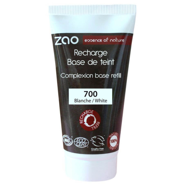 Organic moisturizer refill